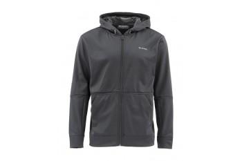 Simms Challenger Hoody Full Zip Black XL