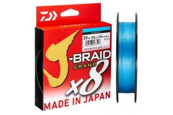 DAIWA J-Braid Grand X8 #0.6 0.06mm 11lb 5kg 135m