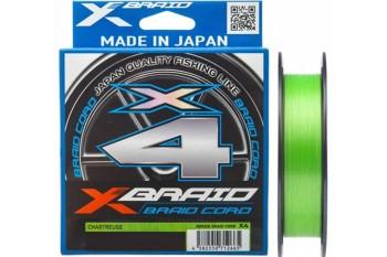 YGK X-Braid Cord X4 PE #1.5 25lb 150m