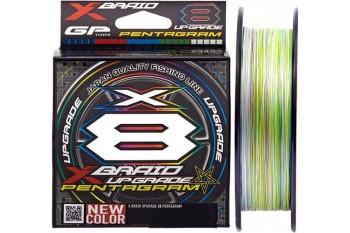 YGK X-Braid Upgrade Pentagram X8 PE #1.5 30lb 150m