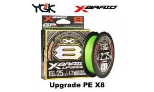X-Braid Upgrade PE X8